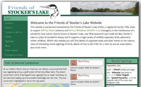 Friends of Stockers Lake